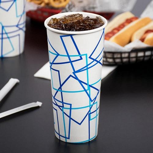 Những mẫu in ly giấy cà phê được yêu thích