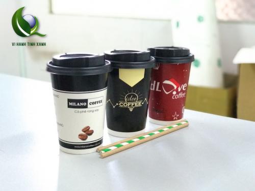 Ly cốc giấy cà phê